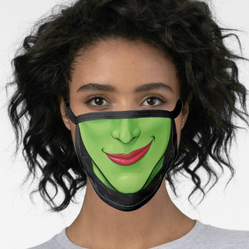 Wicked Elphaba Face Mask