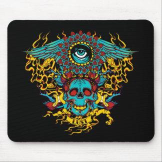 wicked eye mousepad