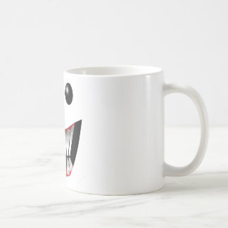 WICKED FACE COFFEE MUG