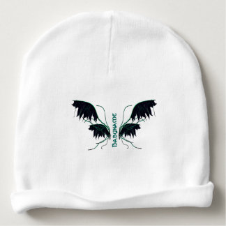 Wicked Faery Wings Personalized Baby Beanie