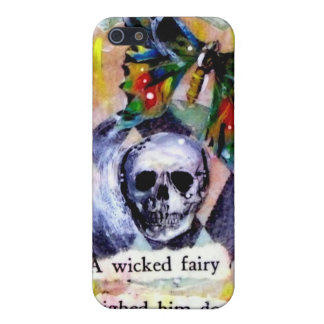 """""""Wicked Fairy"""" iPhone 5 Cover"""