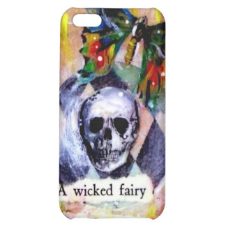 """""""Wicked Fairy"""" Cover For iPhone 5C"""