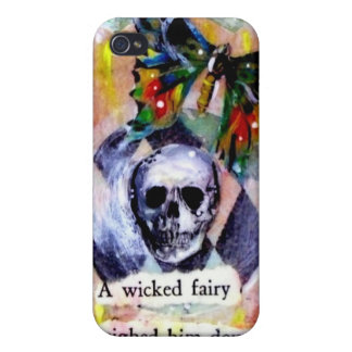 """""""Wicked Fairy"""" iPhone 4 Cover"""
