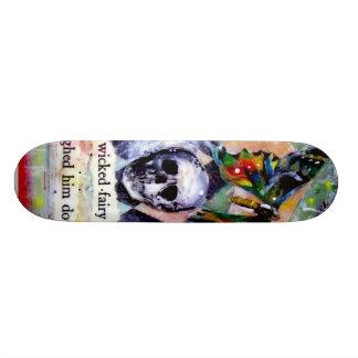 """""""Wicked Fairy"""" skateboard"""