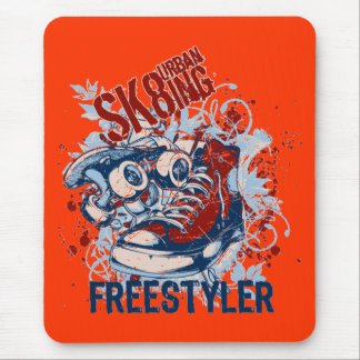wicked freestyler pad mouse pad