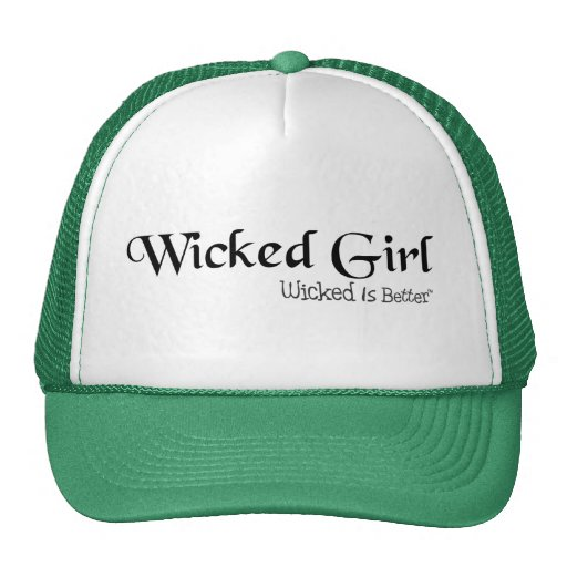 Wicked Girl Hat
