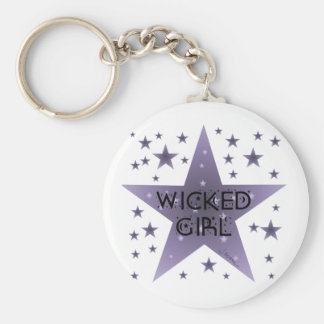 Wicked Girl Keychains