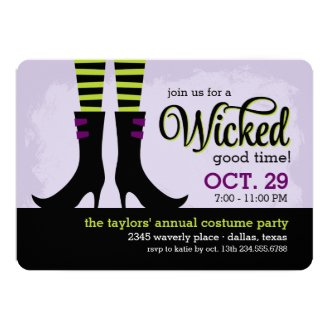 Wicked Good Halloween Costume Party