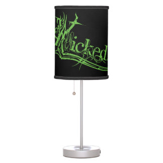 Wicked Green Table Lamp