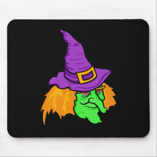 Wicked Green Witch Mouse Pad