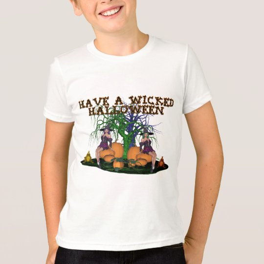 Wicked Halloween T-Shirt