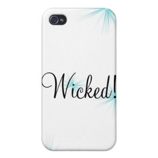 Wicked! Cover For iPhone 4
