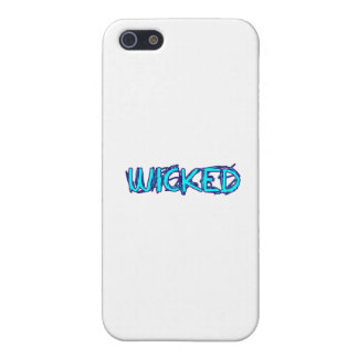 WICKED iPhone 5 COVERS