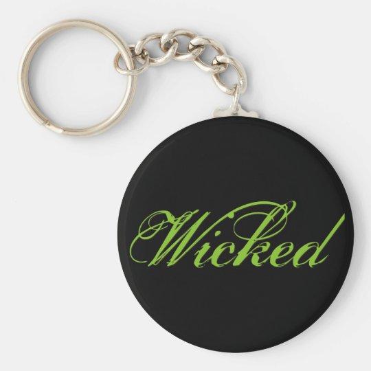 Wicked Keychain