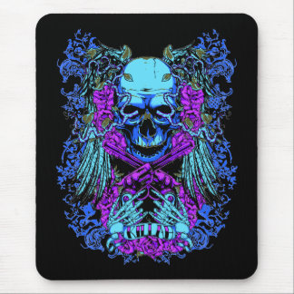 wicked kill mouse pad