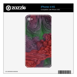 Wicked Liquid Formations: iPhone 4 Decal