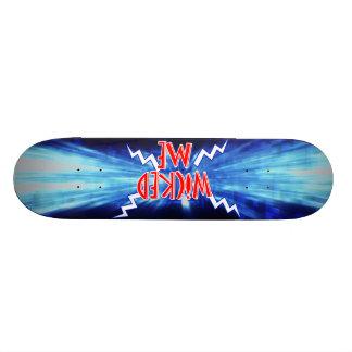 Wicked Me Skateboard