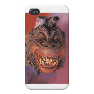 Wicked Monkey Cover For iPhone 4
