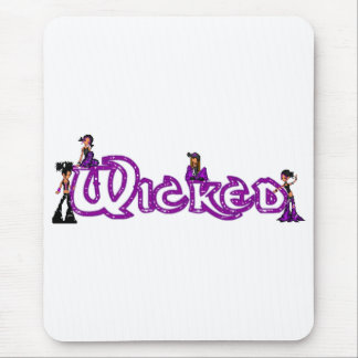 WICKED MOUSE PAD