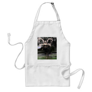 Wicked Night Adult Apron