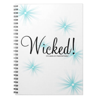 Wicked Note Book