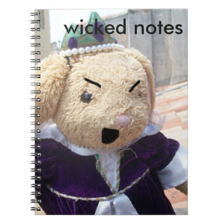 Wicked Notebook