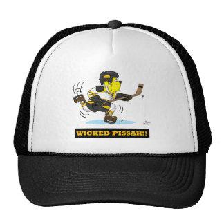 WICKED  PISSAH HOCKEY TRUCKER HAT