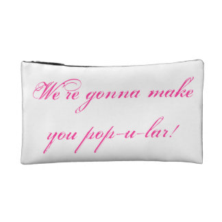 Wicked Popular make up bag Cosmetic Bag