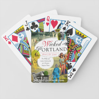 Wicked Portland playing cards