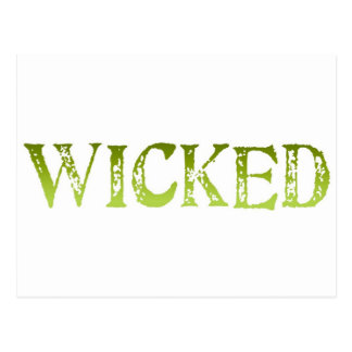 Wicked Postcard
