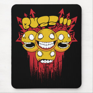 Wicked puzz mousepad