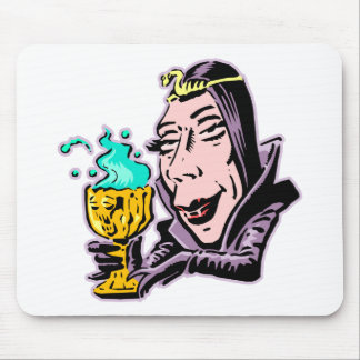 Wicked Queen Mouse Pad