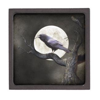 Wicked Raven Premium Keepsake Boxes