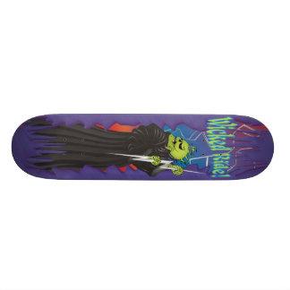 Wicked Ride Skateboard