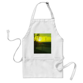 Wicked Rising of the Sun Adult Apron