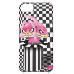 Wicked siamese rabbits and no magician iPhone 5C cover