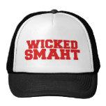 Wicked Smaht Trucker Hat