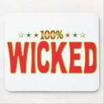 Wicked Star Tag Mousepad