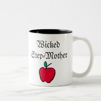 Wicked Step Mother Two-Tone Coffee Mug