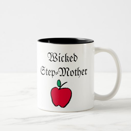 Wicked Step Mother Two-Tone Coffee Mug