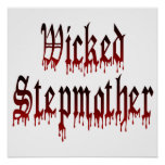 Wicked Stepmother Posters