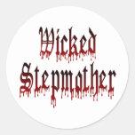 Wicked Stepmother Stickers