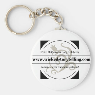 Wicked Story Telling Key Chain