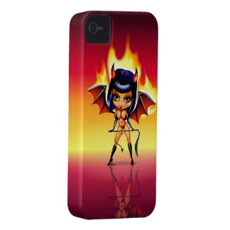 Wicked Temptress iPhone 4 Case