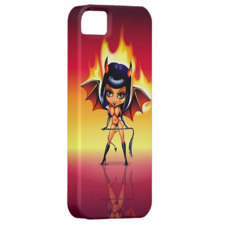 Wicked Temptress iPhone 5 Case