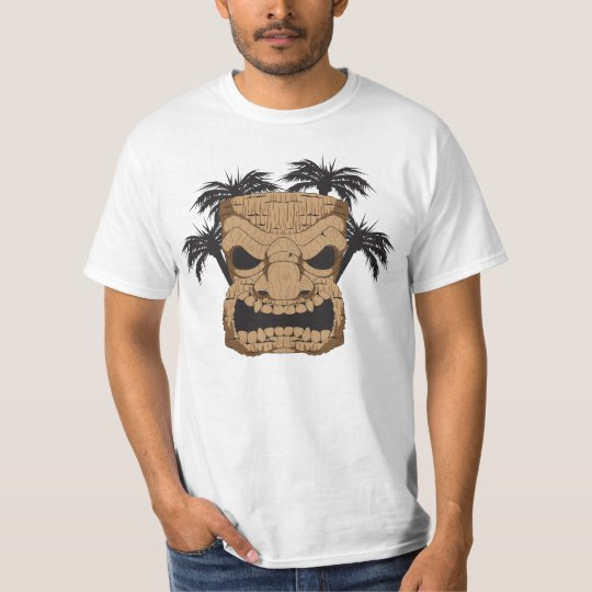 Wicked Tiki Carving Value T-Shirt