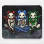 """Wicked, Tricksy and False"" Mousepad"