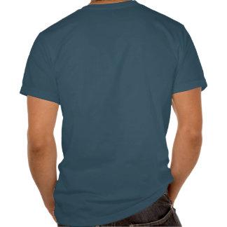 Wicked Waters Hogfish & Snapper on Blue Seaweed Tee Shirt