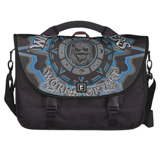 Wicked Waters Laptop Bag with MainLogo