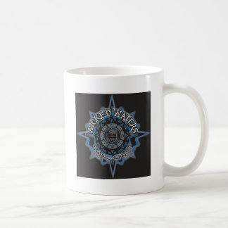 Wicked Waters works of art apparel, clothes, gifts Classic White Coffee Mug